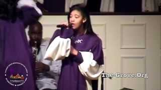 """You Alone"" by Arkansas Gospel Mass Choir"