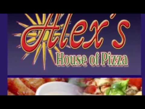 Alex S House Of Pizza 311 East Haverhill St Lawrence Ma 978 794 7662