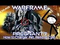 Warframe - How To Remove Pink Cyst, Open Infested Door, Get Infested Pet, Get Pregnant! (+Memes)