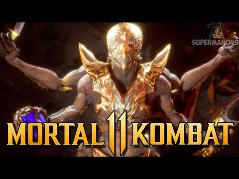 "Brutality Hunting With Kollector! - Mortal Kombat 11: ""Kollector"" Gameplay"