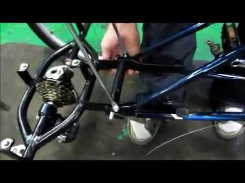 Cara Merakit Sepeda Tiga Roda Youtube