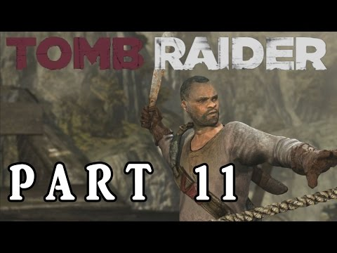 Tomb Raider Part 11 - Slums