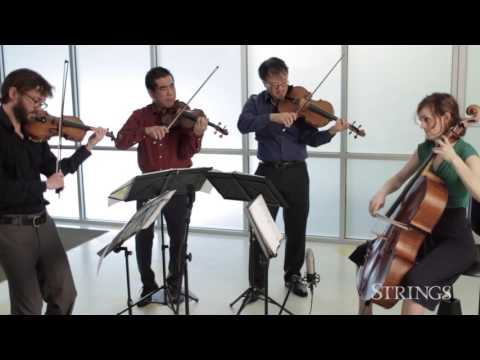 Strings Sessions Presents: Del Sol String Quartet
