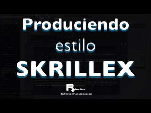 Cómo producir dubstep estilo SKRILLEX