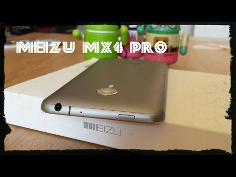Meizu Mx4 PRO, Unboxing y Review completa | 2K, 20.7MP Sony y 4G LTE
