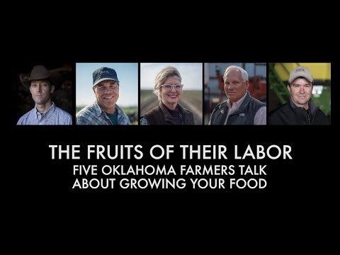 The Fruits of Their Labor: Five food producers talk about why they farm