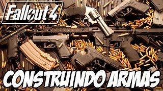 Fallout 4 Construindo Armas Diferenciadas