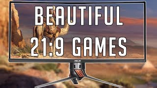 BEAUTIFUL GAMES TO PLAY IN 21:9 (Ultrawide)