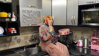 مطبخي بقي مطبخ عروسه بعت هده الحيل النتيجه مغريه