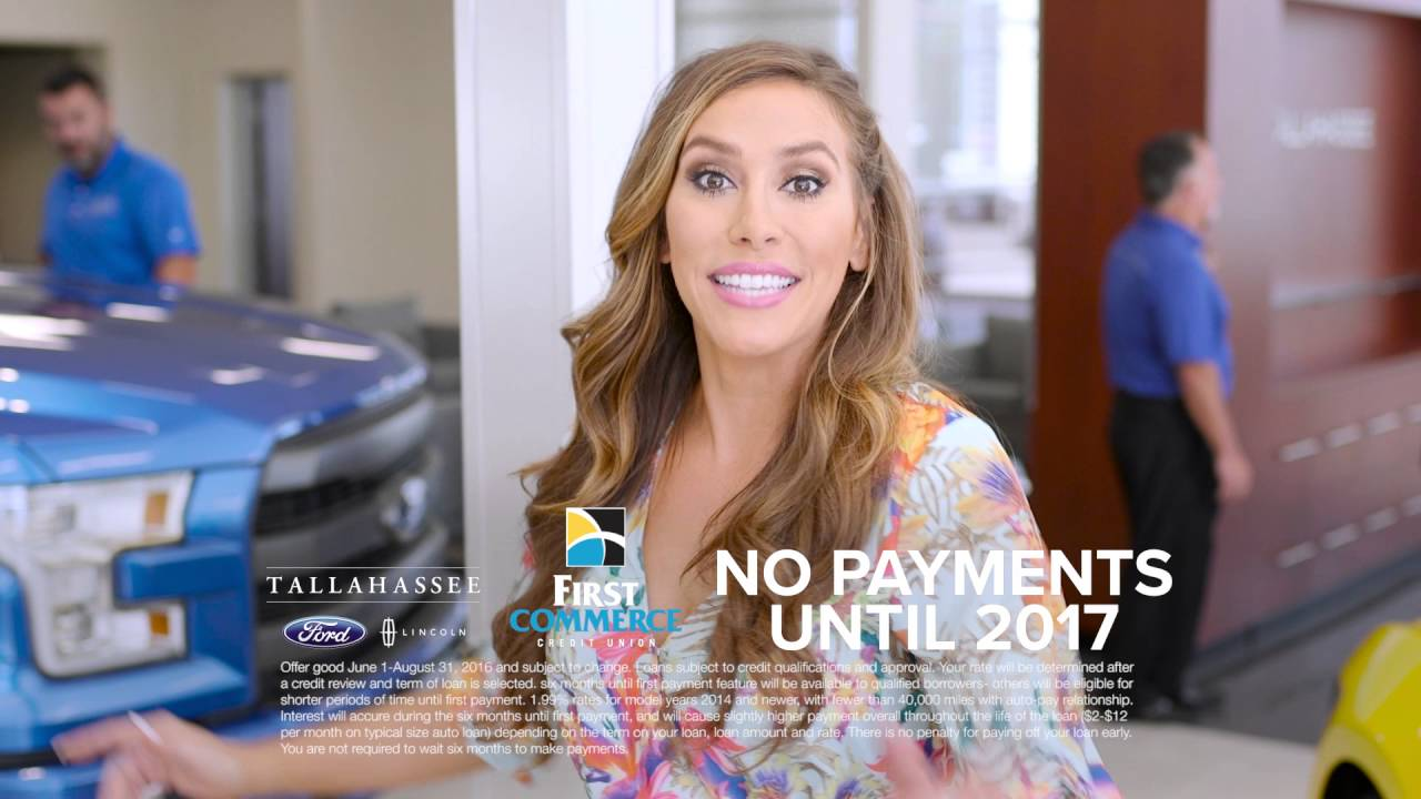 Tallahassee Ford Lincoln >> Tallahassee Ford July 4th No Payments Until 2017
