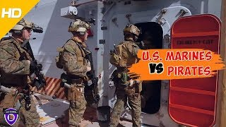 How the U.S. Marines Release Hostages From Pirates
