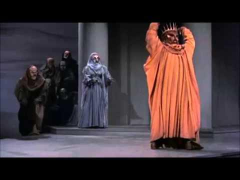 """Oedipus Rex """"I killed them all"""" Herdsman Scene"""