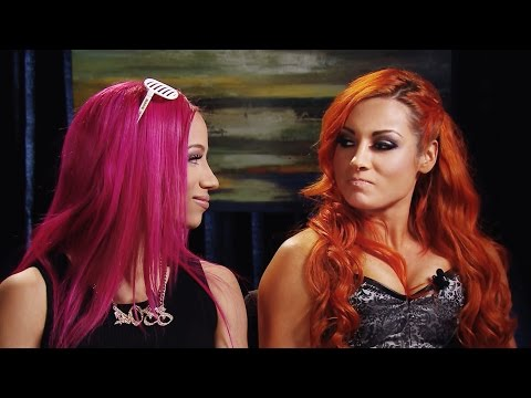 Tempers run high between Sasha Banks and Becky Lynch: March 2, 2016