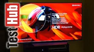 LG OLED TV + XBOX ONE X - 4K i HDR w pełnej symbiozie