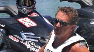 Personal Watercraft Champion Mike Klippenstein's Incredible R&D Turbo Yamaha FX Cruiser