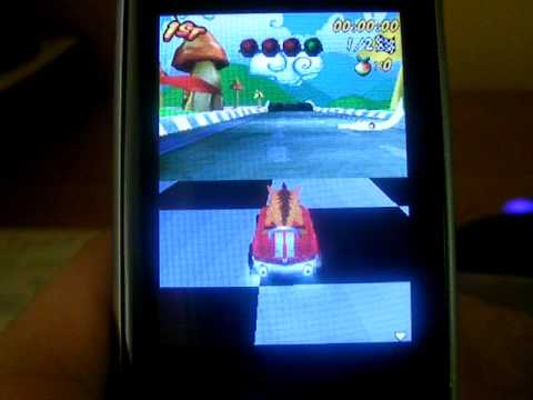 Crash on Nokia 6220c