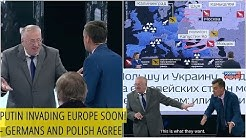 Russia VS Poland: Zhirinovsky Gets Into Heated Argument With Polish Rusophobe