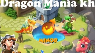 Enchant Dragon battle another boss and best - Dragon Mania Legends