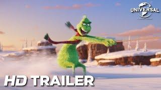 El Grinch - Tráiler Internacional (Universal Pictures Latinoamérica) HD