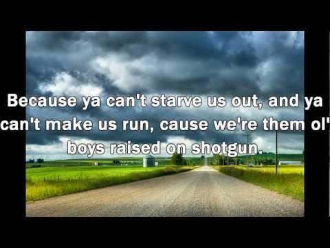 A Country Boy Can Survive Lyrics