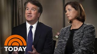 Brett Kavanaugh, Wife Speak Out On Allegations In New Interview | TODAY thumbnail