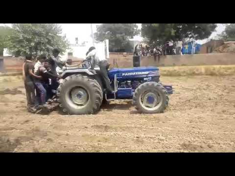 FARMTRAC 6050 4X4 - CULTIVATOR