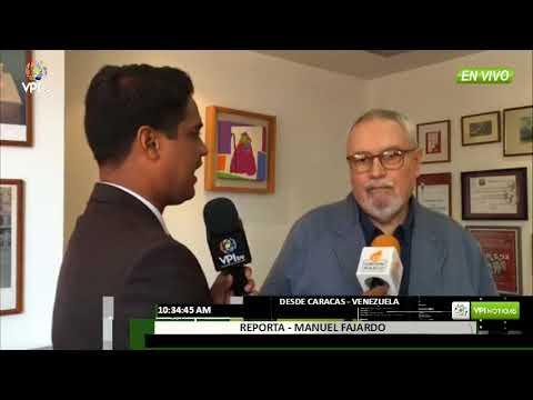 Venezuela. Ramón G. Aveledo se pronunció sobre las elecciones regionales VPITV