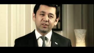 Avazbek Olimov  Sevar Yorimsan Official Clip 2013)