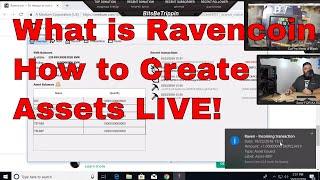 Ravencoin Asset System - Public, Permissionless, Asset Creation Revisit