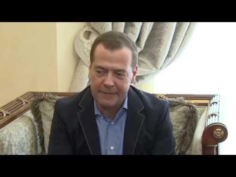Дмитрий Медведев в Ереване #новости2019 #Армения #Россия #Пашинян