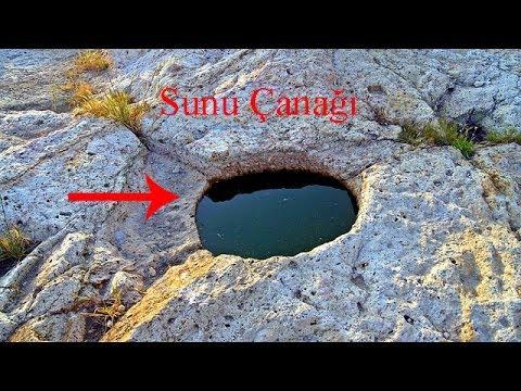 Definecilikte Sunu Çanakları - Altar