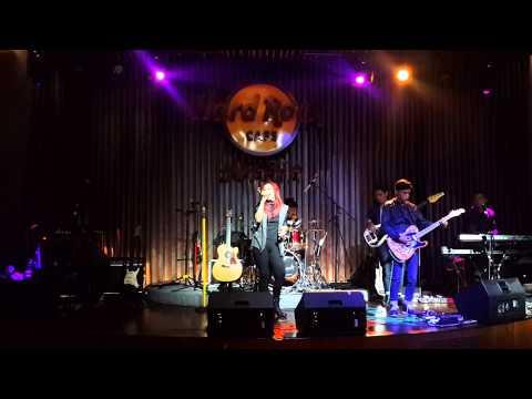 TUFFA - ANTARA KITA LIVE AT HARD ROCK CAFE JAKARTA