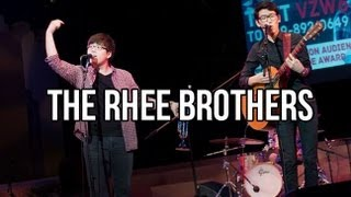 THE RHEE BROTHERS (WINNERS) - Kollaboration Los Angeles 2013 Performance
