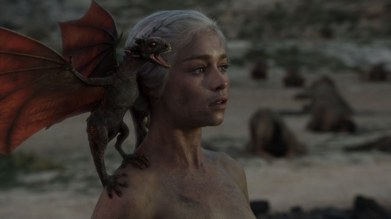"""Game of Thrones Episode 10 Review - """"Wolves, Lions, & Dragons, OH MY!!!!!!"""" - YouTube"""