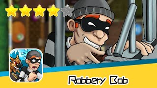 Robbery Bob Extras 08 Walkthrough Prison Bob Recommend index four stars