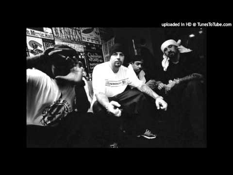 DJ Muggs & Cypress Hill – Stoned Is The Way Of The Walk Instrumental