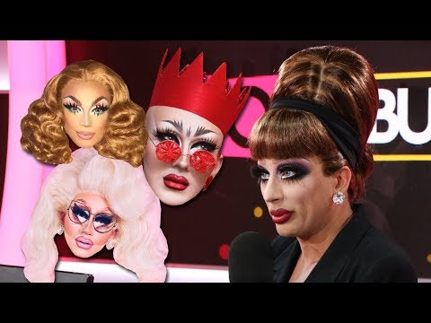 Bianca Del Rio Reads All The Other Queens To Filth | PopBuzz Meets