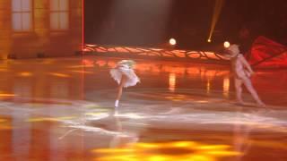 Brian Joubert and Katarina Gerboldt. The Snow King. 3.I.2015 St.Petersburg
