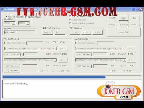 شرح طريقة تفليش وتعريب سامسونج C5212 على الدون لودر