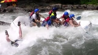 Ocoee Carnage 2016 Memorial Weekend w/ Special Bonus Pin Footage