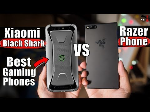 Xiaomi Black Shark vs Razer Phone: Compare Best Gaming Phones 2018