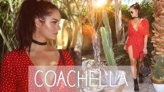COACHELLA 2017 VLOG! Chloe Morello