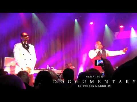 Snoop Dogg, Dr. Dre & Akon perform at Interscope Grammy Event