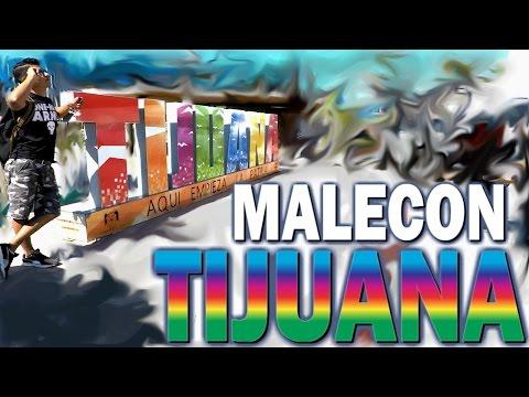 MALECÓN // PLAYAS DE TIJUANA // SOL & PLAYA