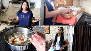 Excited 😱😀 !! Yeh Kya Naya Aaya Merey Ghar Mein..  Indian Mom Studio