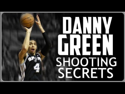 Danny Green: NBA Shooting Secrets