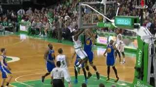 Brandon Bass Throws Down the Hammer on Andrew Bogut