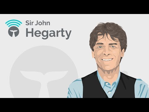 Sir John Hegarty - S1E1 - The Whalar Podcast