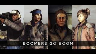 Fallout: New Vegas Mod - Boomers Overhaul by Dragbody