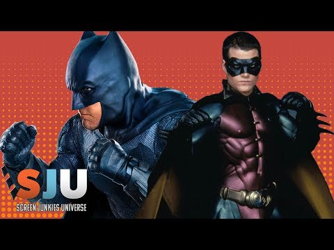 Download Youtube: Batman Could Have Played Robin! - SJU
